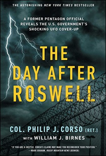Corso Philip J./ Birnes Wil...-The Day After Roswell (US IMPORT) BOOK NEW
