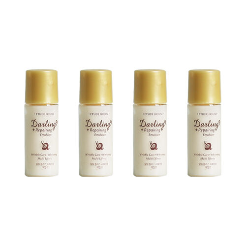 [ETUDE HOUSE] Darling Plus Repairing Emulsion Samples - 5ml x 4ea