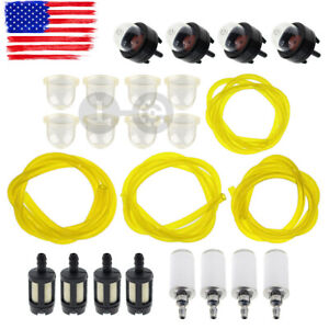 For Poulan Sears Weed Eater Stihl 2 stroke//cycle Primer bulb kit 188-512-1