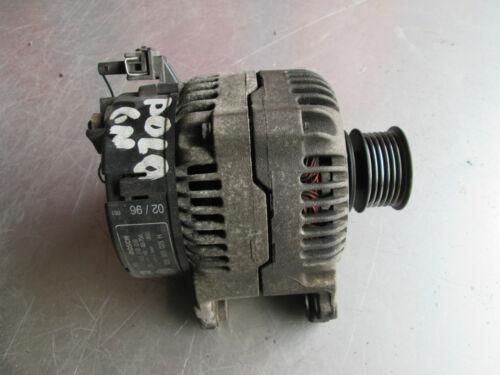 VW Polo 6N Lichtmaschine Bj 1997 1,4l 44kW Bosch 0123310019 028903025H