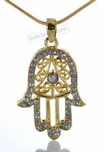 Soul hamsa necklace hand of god evil eye charm pendant jewish image is loading soul hamsa necklace hand of god evil eye aloadofball Choice Image