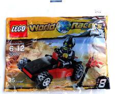 30032 DUNE BUGGY world racers promo city lego minifigure NEW poly bag legos set