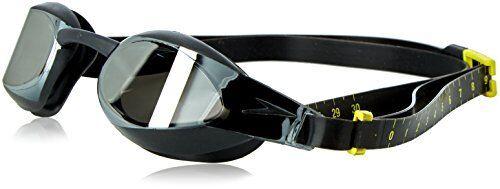 Speedo Fastskin 3 Elite Goggle-Humo Negro, un tamaño