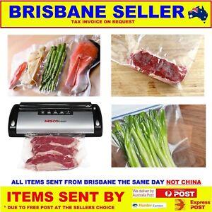 40 X Vacuum Food Sealer Bags Roll Storage Seal Saver 4