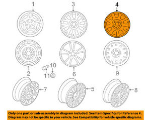 image is loading mercury-ford-oem-03-05-grand-marquis-wheel-