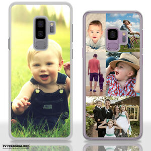 hot sale online 63d2a 8a08f Details about PERSONALISED HARD CASE COVER CUSTOM PHOTO / COLLAGE for  SAMSUNG GALAXY S9 & S9+