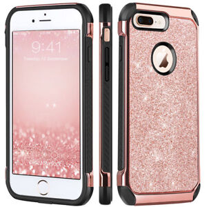 online store 5ccf9 dbe31 Details about BENTOBEN For iPhone 8 Plus Case Shockproof Protective Hybrid  Hard Cover Girls