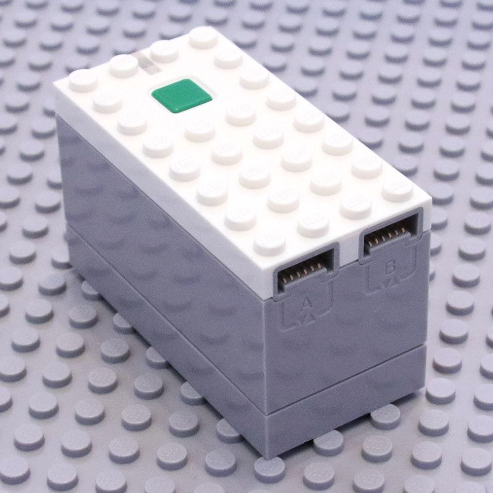 Lego City RC Train Powerouge  Up Hub bleutooth AAA Batterie Récepteur 88009 nouveau  branché
