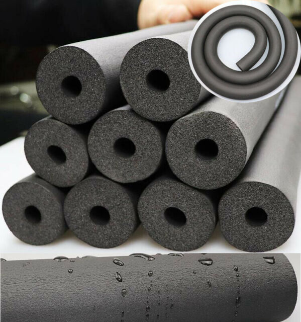 2meters Insulation foaming pipe for hot water inner diameter 25mm thickness 20mm