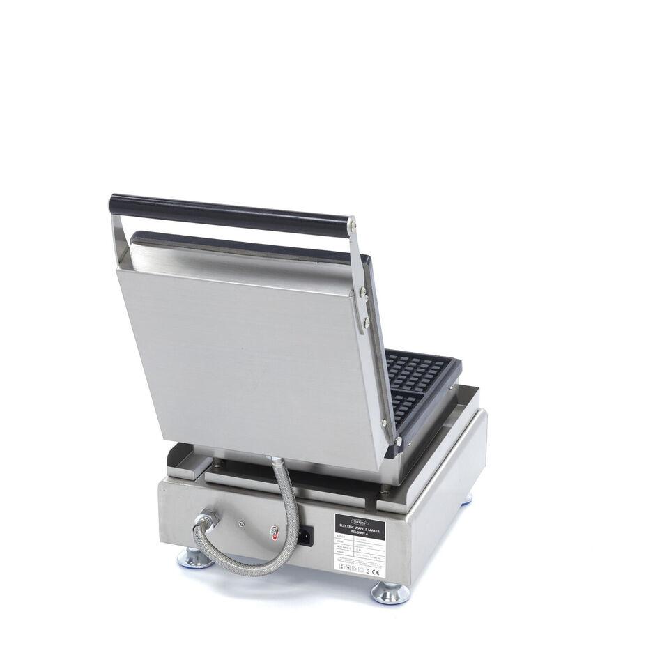 Maxima Waffle Maker Mini Square Waffle - 4 stk