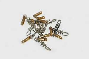 Speargun Bungee with Pigtail Swivel 10 Pack