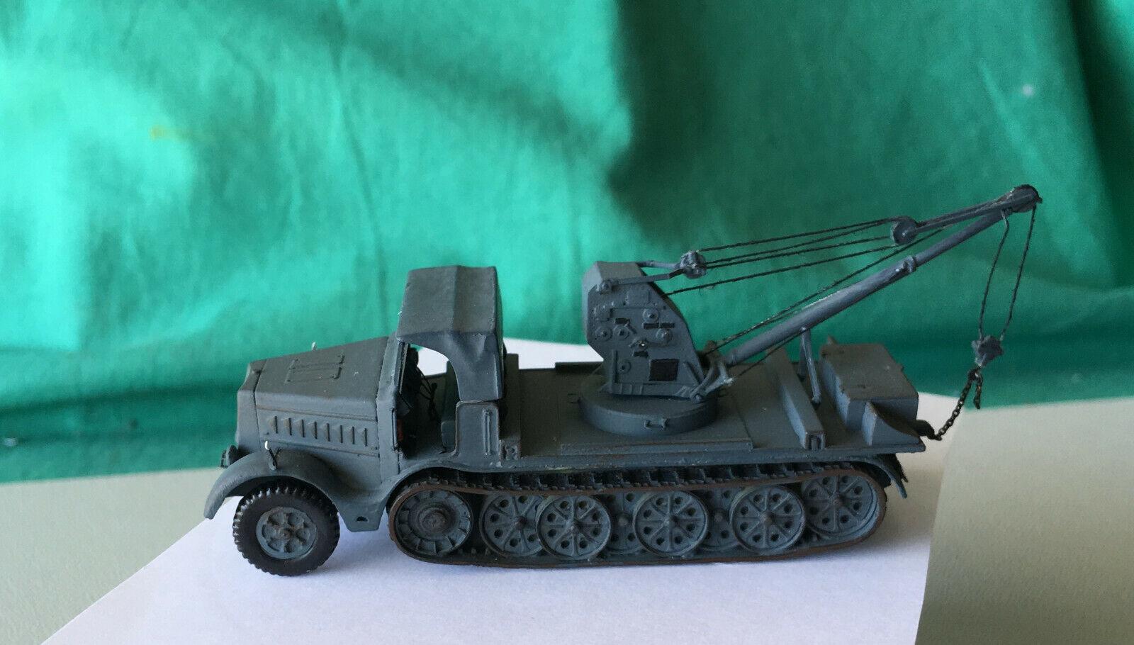 M1 87 Resin Umbau SdKfz 8 Bilstein-Abschlepper WWII , ohne OVP