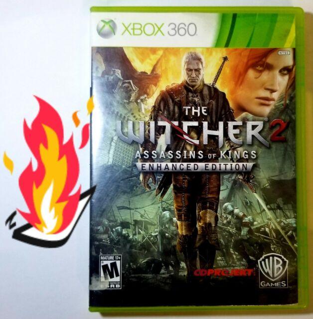 🔥 der Hexer 2 Killer of Kings Enhanced Edition XBOX 360 getestet L 👀 K! Spaß!