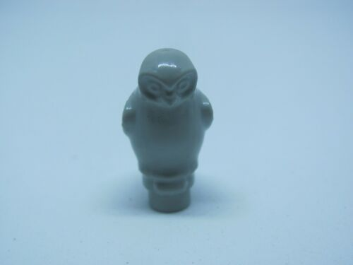 4723 4730 5838 5850 LEGO 40232 @@ Owl Light Grey Rounded Features