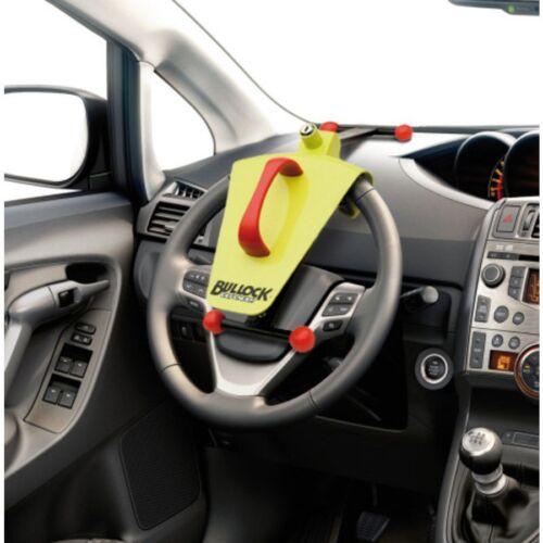 BLOCCA VOLANTE per Peugeot 308 BULLOCK DEFENDER ANTIFURTO VOLANTE