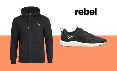 Shop the Puma sale at Rebel