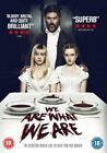 We Are What We Are (DVD, 2014)