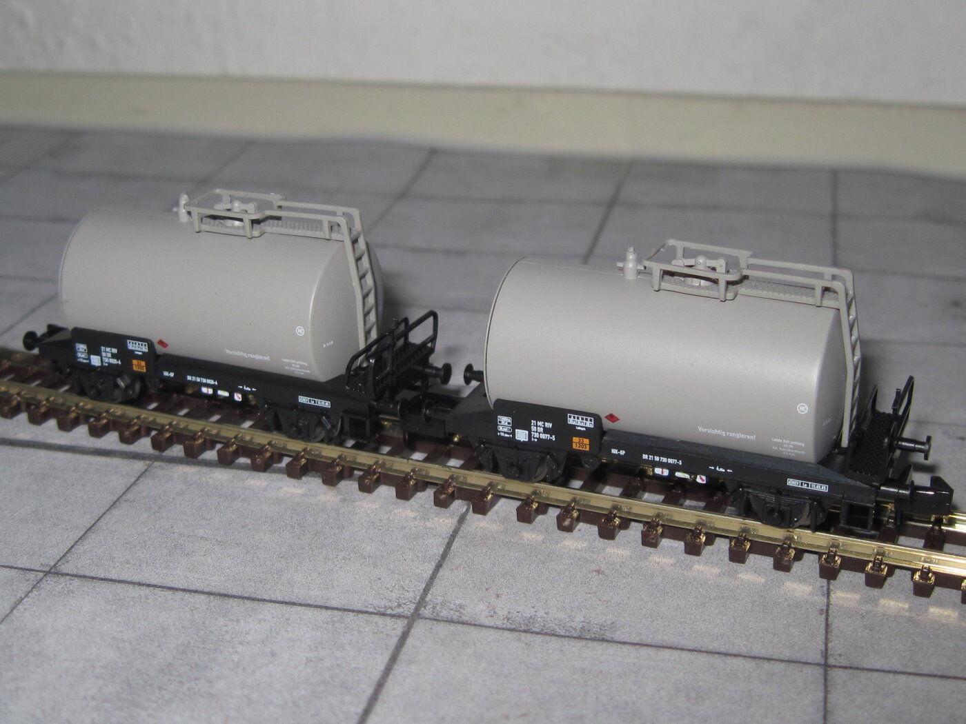 Arnold 6313-Spur N-Set con 2 Caldaia Carrello Z-W-DR-EPOCA IV