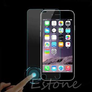 prix fou remise spéciale recherche de véritables Détails sur Touch Key Smart Smart verre trempé Film de protection écran  pour iPhone 6 S 6 plus- afficher le titre d'origine