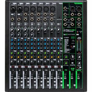 Mackie-ProFX-12v3-12-Channel-Sound-Armature-Melangeur-Avec-Construit-en-effets-NEUF