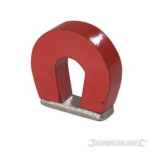 Traditional Horseshoe Magnet - Education/Scie<wbr/>nce (25 x 22 x 8mm) (x1)