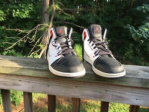 Nike-Air-Jordan-3-Retro-Infrared-23-White-Black-Style-640603-101-Size-12