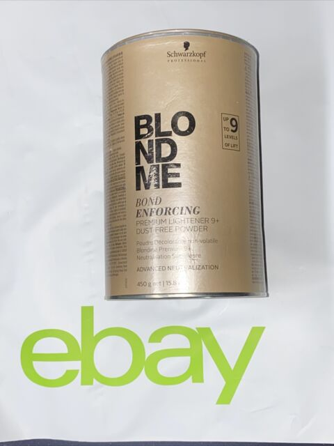 Schwarzkopf BlondMe Premium Lightener 9+, 15.8 oz