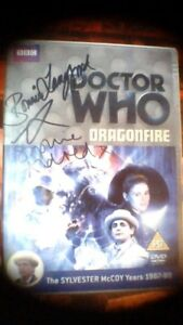 Doctor-Who-Dragonfire-signed-autograph-Bonnie-Langford-and-Sophie-Aldred