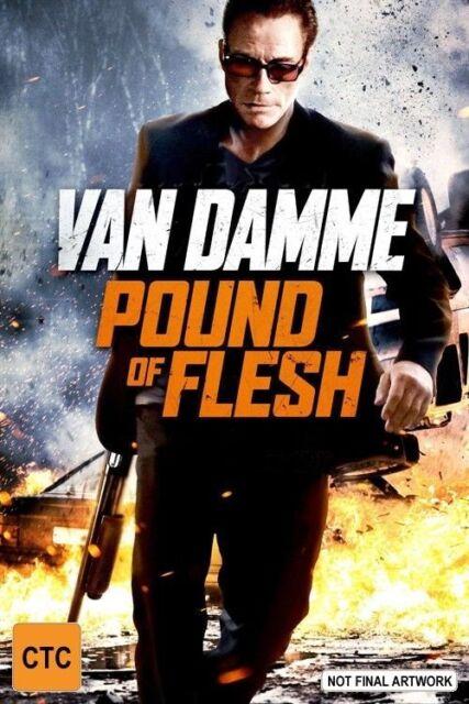 Pound Of Flesh (DVD, 2015)
