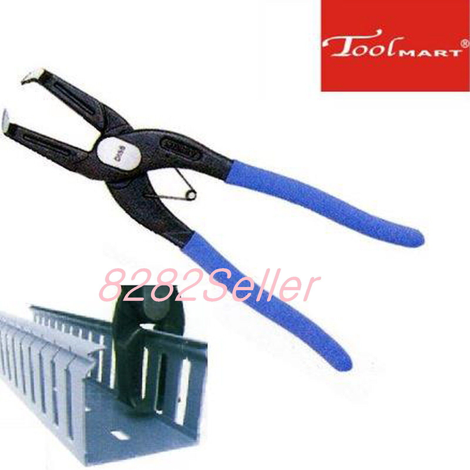 DK55 Blade Hand Held Wiring Nipper Duct Cutter for Plastic MERRY Genuine 55mm