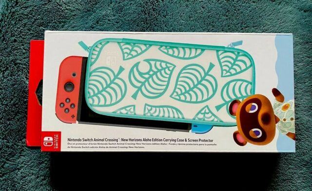 Animal Crossing New Horizons Carrying Case Nintendo Switch ...