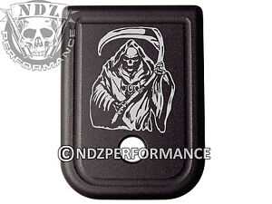 for-Glock-Magazine-Plate-20-21-29-30-40-41-10mm-45-ACP-Grim-Reaper-1
