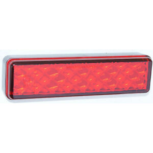 LED-Rectangular-Compact-Stop-Tail-For-Kit-Car-Classic