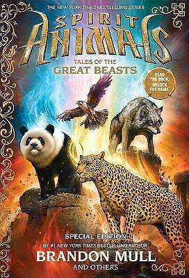 Spirit Animals: Special Edition: Tales of the Great Beasts - Library-ExLibrary