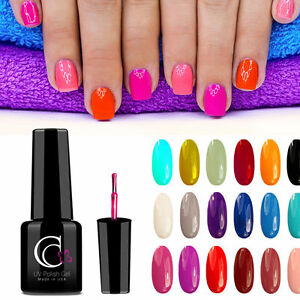 uv nagellack 6 ml polish gel base top coat n gel uv lampe. Black Bedroom Furniture Sets. Home Design Ideas