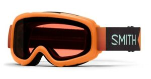 Smith-Gambler-Youth-Snow-Goggles-Habanero-Geo-Frame-RC36-Lens-Kid-039-s-New-2021