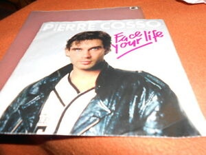 "7"" Pierre cosso,face your life - Bergneustadt, Deutschland - 7"" Pierre cosso,face your life - Bergneustadt, Deutschland"