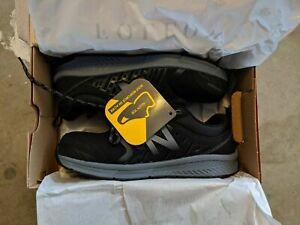 New-Balance-MID412B1-Men-039-s-412-Alloy-Toe-Slip-Resistant-Black-Silver-Work-Shoes