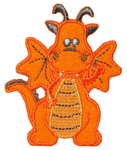 Iron-Dragon-Orange-2in-2-3-8in-Sew-On-Application-Dinos-Dragon