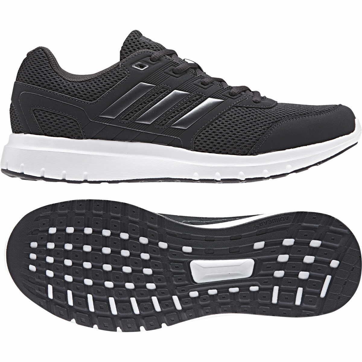 Adidas Sneaker duramo ligth 2.0 black schwarz CG4044 Sport Freizeit Turnschuhe