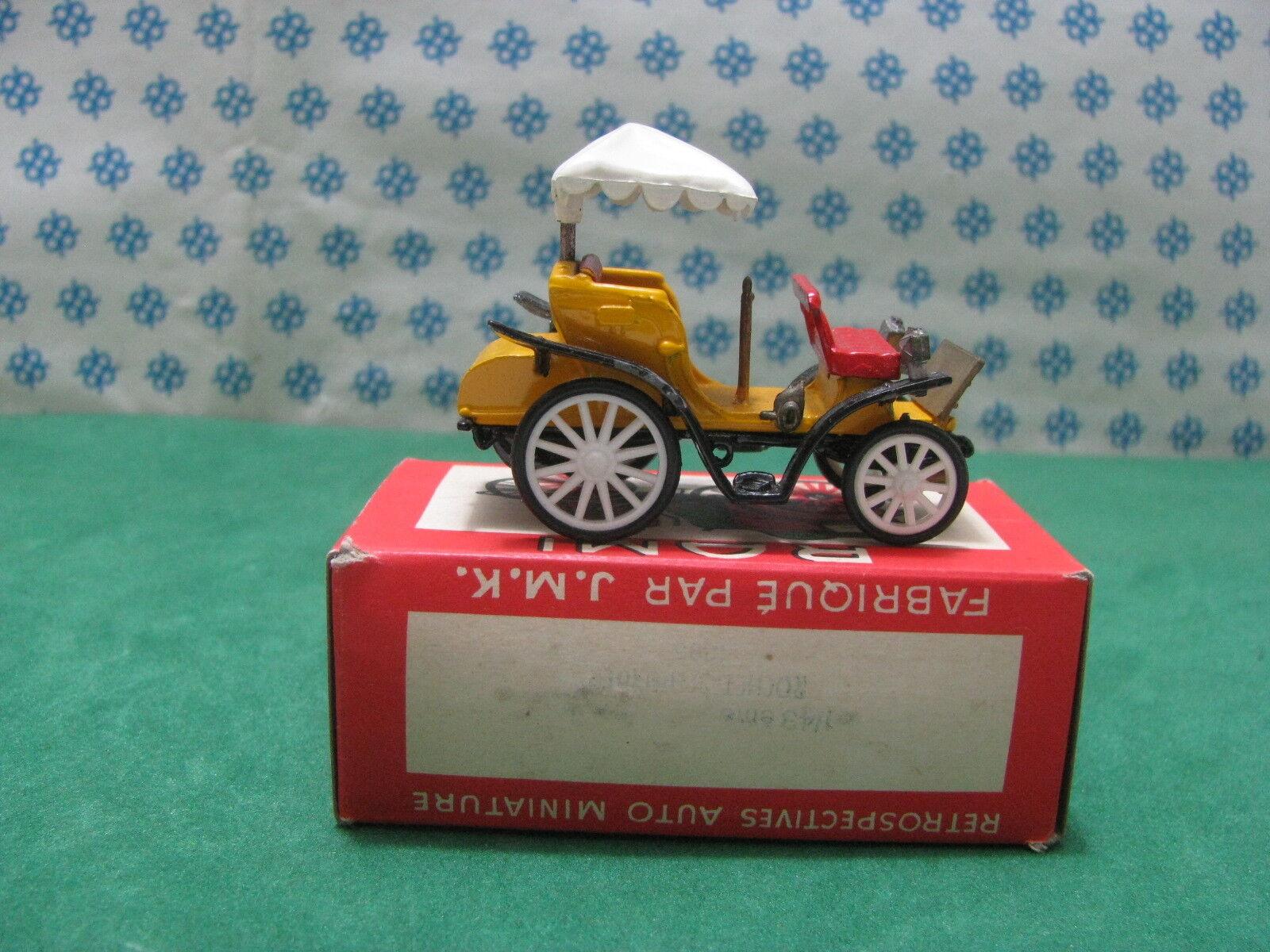 Vintage Rami Rami Rami - ROCHET - Schneider 1895 - 1 43 Frankreich 8fe40f