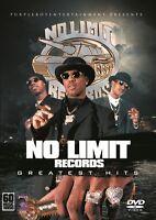 No Limit Records 60 Music Videos Hip Hop Rap Dvd Master P Mystikal Snoop Dogg