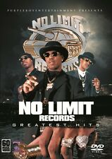 NO LIMIT RECORDS 60 MUSIC VIDEOS HIP HOP RAP DVD MASTER P MYSTIKAL SNOOP DOGG