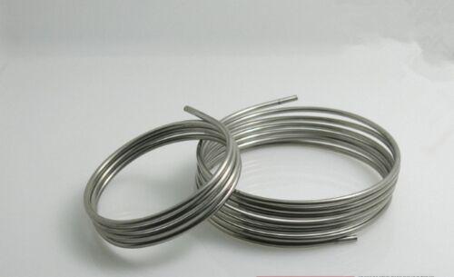 316 Kapillare Flexibel Rohrleitung Rohr Tube Luftröhre Schlauch Coil Luft Chemie