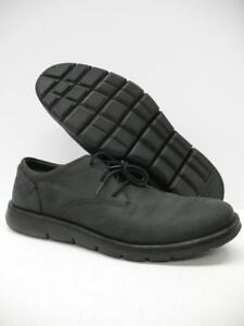 7b662604b21 Mark Nason 68164 Verwood Leather Casual Oxfords Shoes Sneakers Black ...