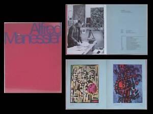 Alfred Manessier - 1969 - Musees Metz - Catalogue - Bernard Dorival Et Aide à La Digestion