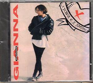 GIANNA NANNINI CD X FORZA X AMORE nuovo sigillato 1993 RICORDI prima edizione - Italia - GIANNA NANNINI CD X FORZA X AMORE nuovo sigillato 1993 RICORDI prima edizione - Italia