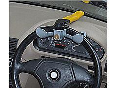 steering wheel lock HEAVY DUTY fits most car anti theft
