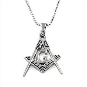 Free mason pendant triangle freemasonry stainless steel masonic image is loading free mason pendant triangle freemasonry stainless steel masonic aloadofball Gallery