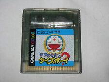 Doraemon no Quiz Boy Game Boy Color GBC Japan import cartridge only
